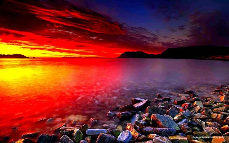 oceano rosso